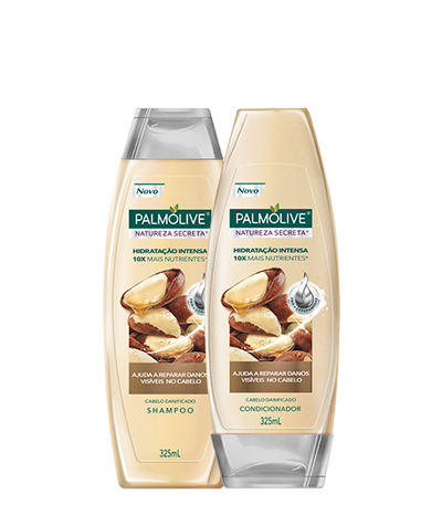 Palmolive Naturaleza Secreta Castanha Main Products