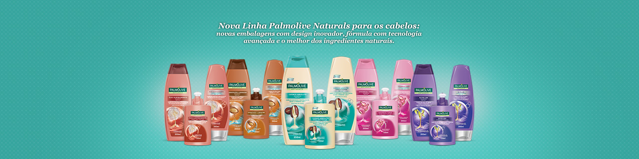 Palmolive Naturals Hair Care